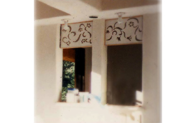 Detail photograph of Swayne Home